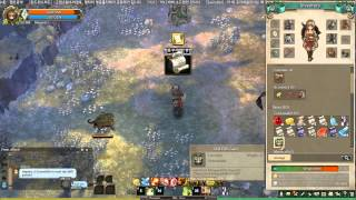 Tree of Savior Monk Solo Questing Full Area Clear