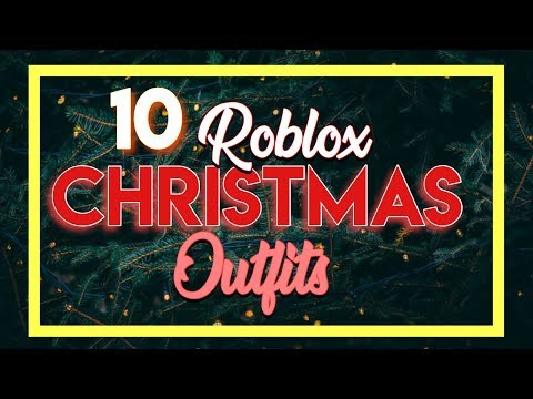 blerg roblox Roblox Christmas Outfits Boys And Girls By Iinxva