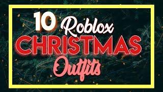 ROBLOX CHRISTMAS OUTFITS ! (Jungen und Mädchen)