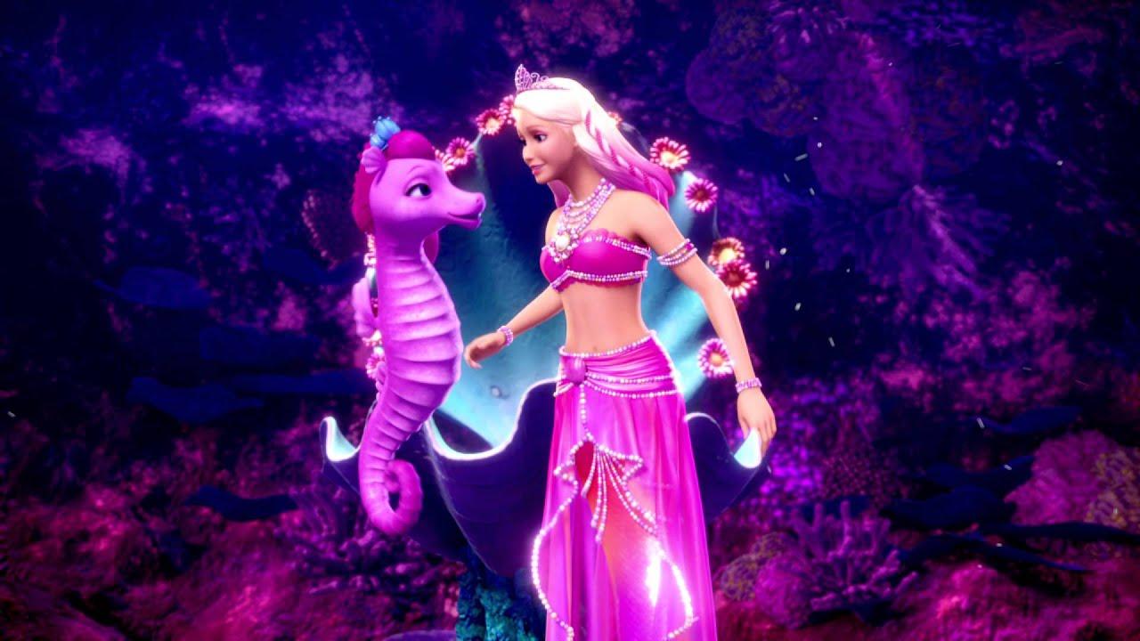 Barbie La Principessa Delle Perle In Blu Ray E Dvd Youtube