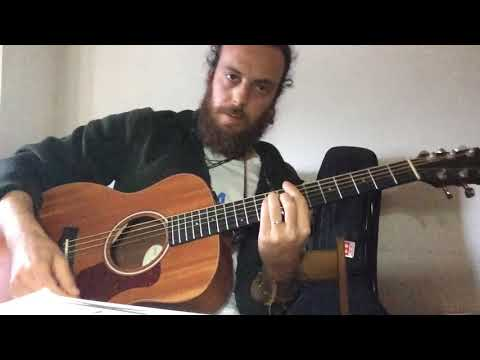 Orgasmo - Calcutta - tutorial chitarra - tre modi diversi per suonarla