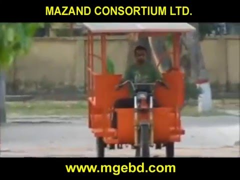 Mazand Solar Vehicle