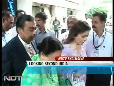 Mukesh Ambani's Reliance Retail going global
