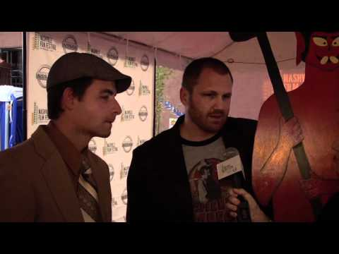 NaFF 2012 Keith Neltner & Blake Judd Interview