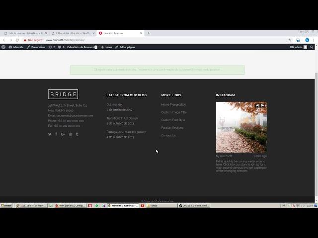 Plugin útil: Como criar um Sistema de Booking no Wordpress