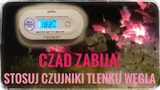 CTW - 03 czujnik tlenku węgla ZAMEL  | Vteka
