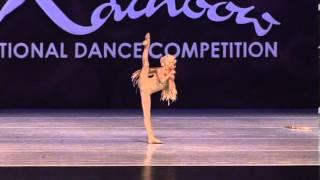 "Alison Cervantes - ""Hallelujah"" at Rainbow Dance Competition Regional 2013"