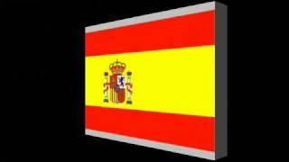 ヨーロッパの国の国旗が次々に登場します。 どこの国の国旗でしょうか?...