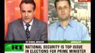 Israel Elections 2009 - Michael Lawrence, Israeli Political Analyst
