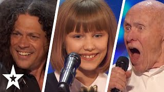 America's Got Talent 2016 Week 2 Auditions | Grace VanderWaal, Malevo & More!!