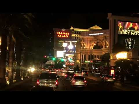 Las Vegas Night View | Heena Tours