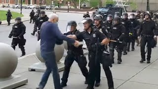 Buffalo Police Officers Shove 75-year-old Protestor, 57 Officers Resign After Incident