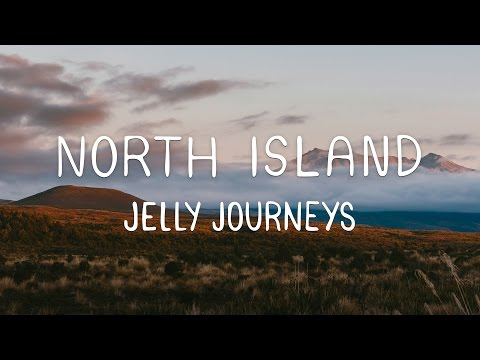 CAMPERVAN ROAD TRIP NEW ZEALAND NORTH ISLAND 1/3 | Jelly Journeys
