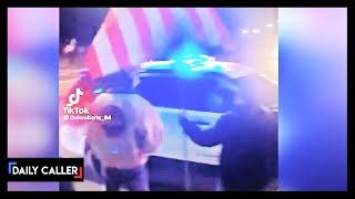 Cali Police Officer Joins 'Let's Go Brandon' Trend