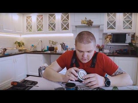 Посудомоечная машина ремонт своими руками видео