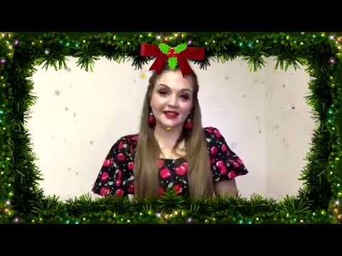 Поздравление зрителей телеканала TVMChannel от Марины Девятовой