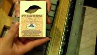 Cutting Peppermint & Oatmeal Luxury Soap