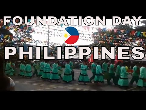 PHILIPPINES: FOUNDATION DAY!😊
