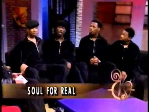 SOUL FOR REAL Video Soul interview