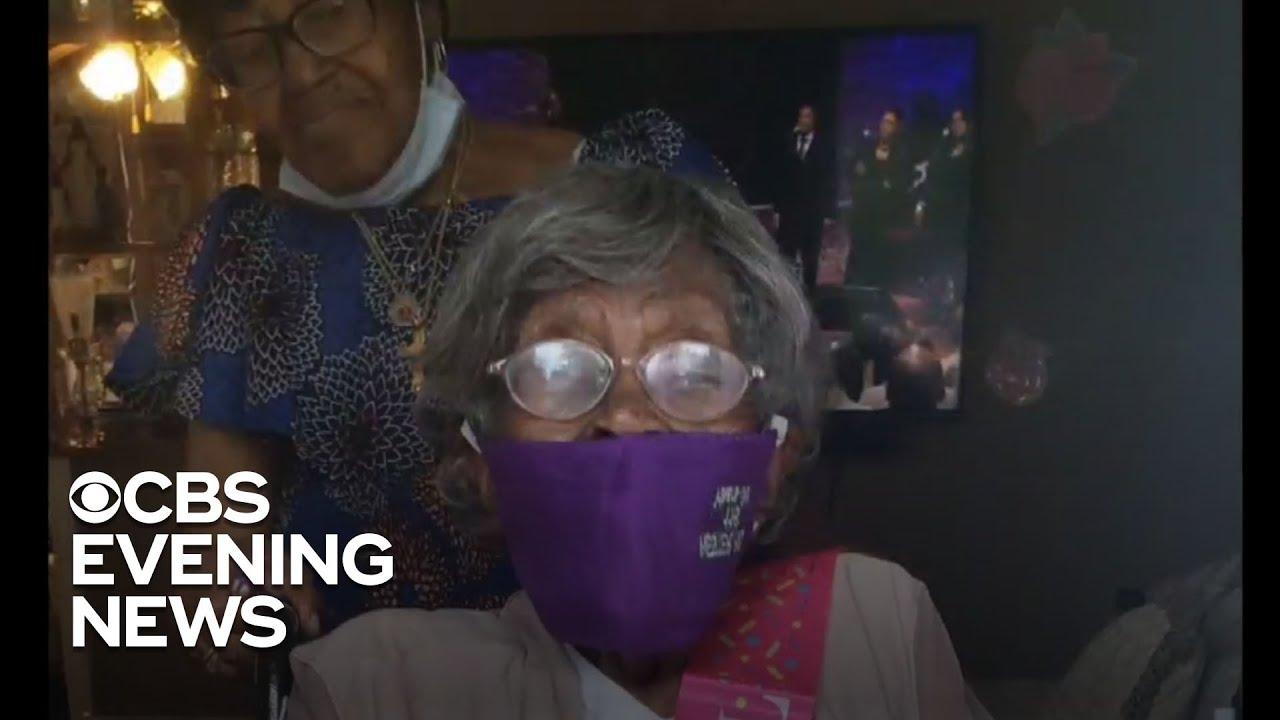 Oldest living American celebrates 116th birthday amid coronavirus pandemic