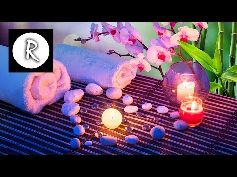 Meditation Candle with Relaxation Music - 1080p HD