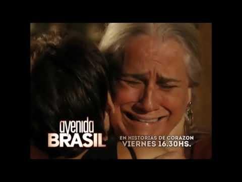 Promo Avenida Brasil - Capítulo 5 (20-12-)-Telefe HD (Argentina)
