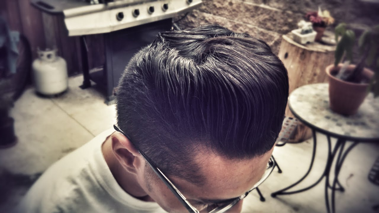 Galerry pompadour hairstyle how to style