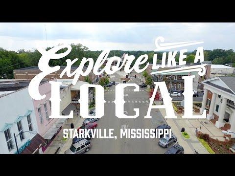 "Visit Mississippi ""Explore Like a Local - Starkville"""