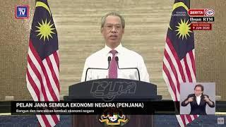 Pelan Jana Semula Ekonomi Negara diperkenal