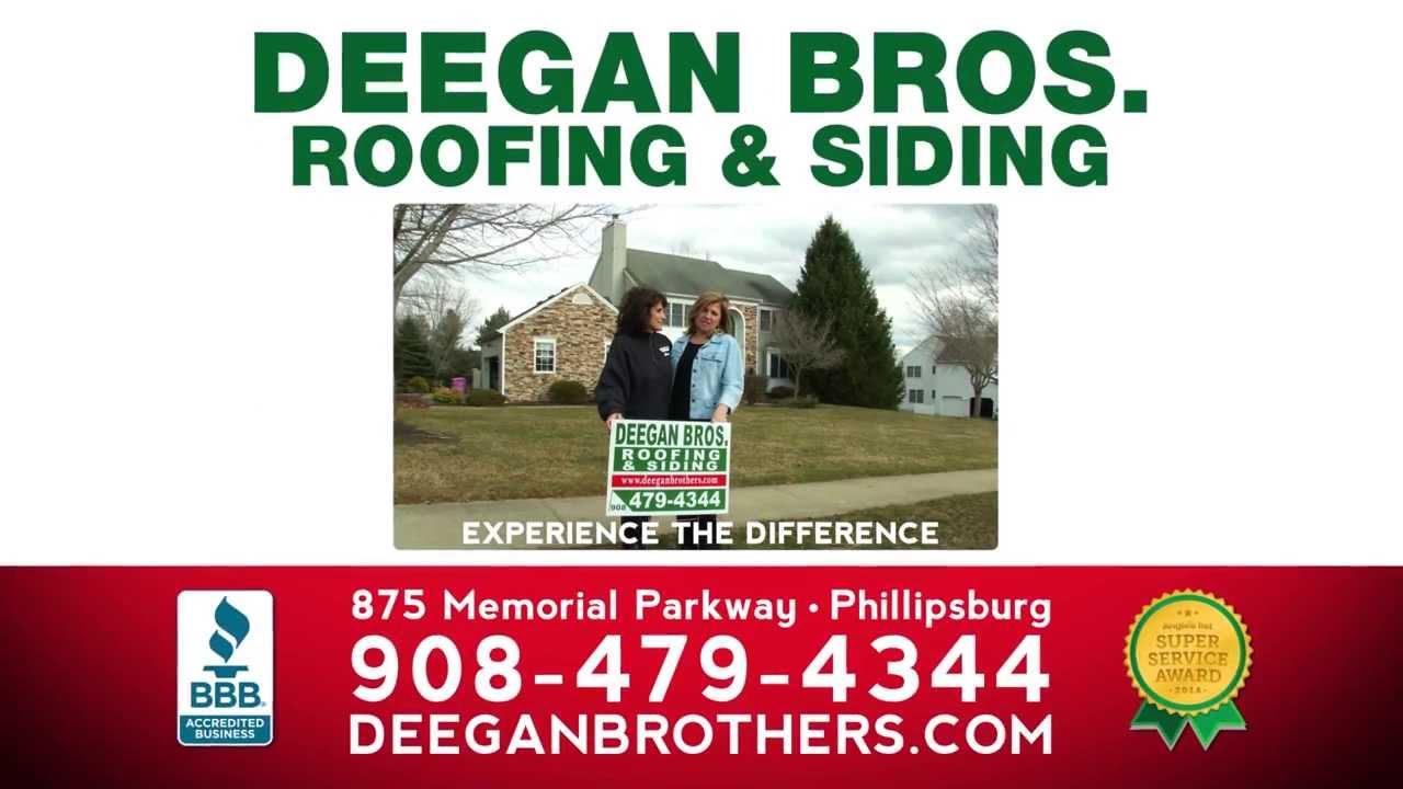 Deegan Brothers Roofing Reviews Rona Mantar