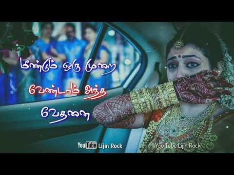 Vendam Kaadhale 💞 Pothum Pothum Poividu 💞 Female 💞 Whatsapp Status