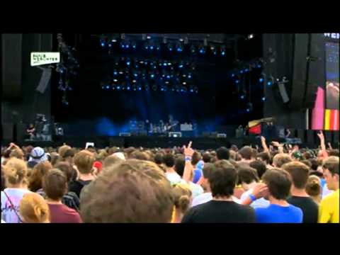 Rise Against @ rock werchter 2012 full concert
