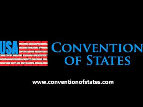 Convention of States Kansas Radio Interview