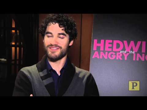 Hedwig - Darren Criss Talks High Heels