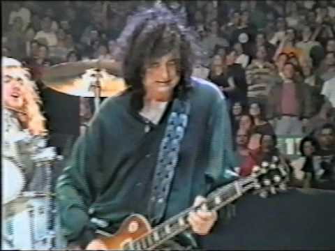 Oct 27th 1995 | Page and Plant | Rock and Roll | MSG New York