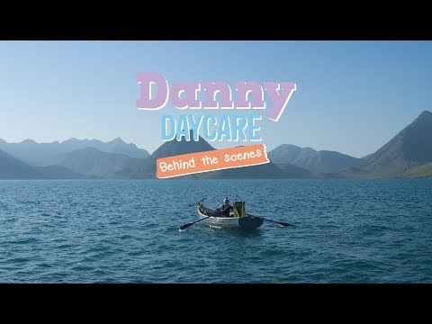 Danny MacAskill - Danny Daycare Behind The Scenes