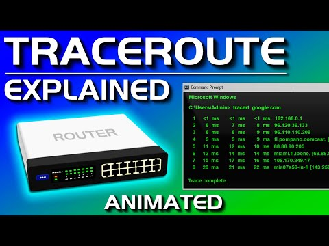 Traceroute (tracert) Explained - Network Troubleshooting