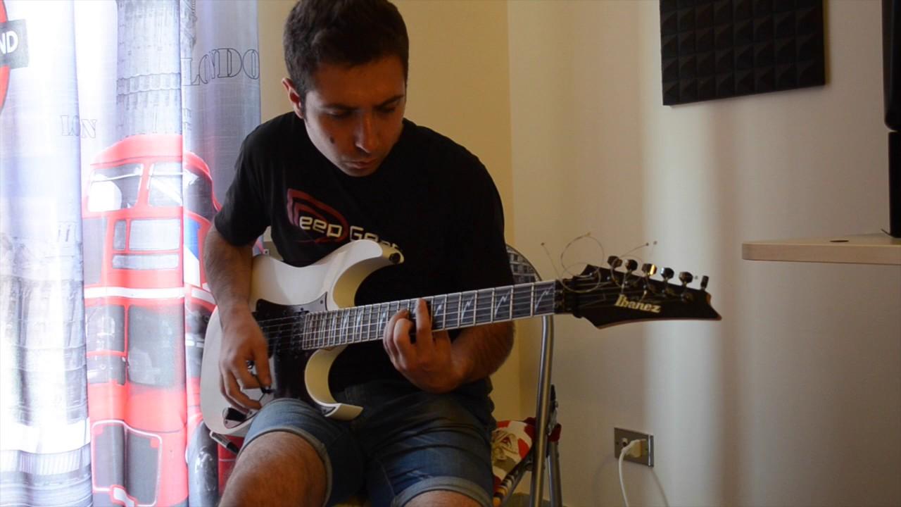 Joachim Vogel donato caporale paul jackson jr style masters of rhythm guitar