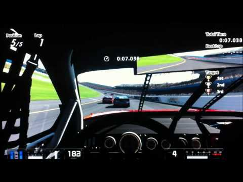NASCAR Beginners Challenge 2 Lets Play Gran Turismo 5 HD