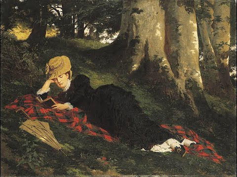 Benczúr Gyula (1844-1920) ~ magyar festő