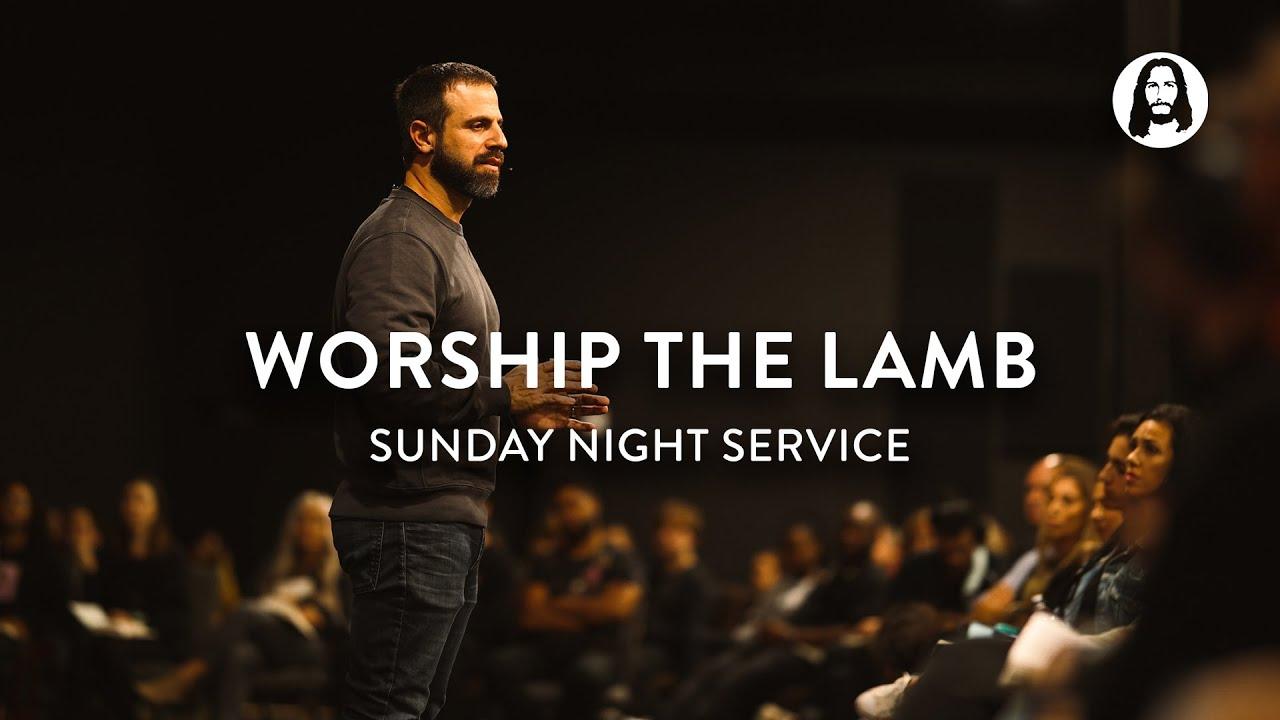 Worship the Lamb | Michael Koulianos | Sunday Night Service