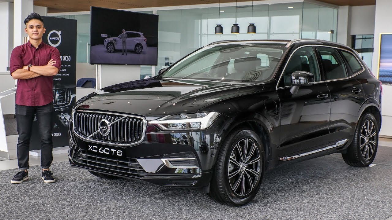 First Look 2018 Volvo Xc60 In Malaysia Rm299k Rm343k