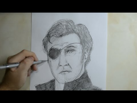 Desenhando O Governador The Walking Dead Youtube