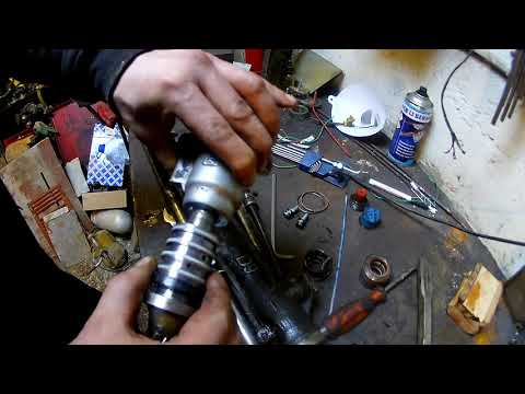 Рулевая рейка пежо 406 ремонт своими руками видео
