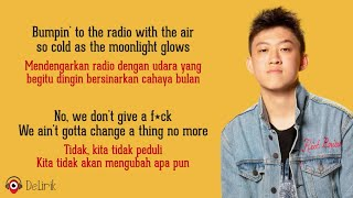 Download 100 Degrees - Rich Brian 🇮🇩🇮🇩 (Lyrics video dan terjemahan)