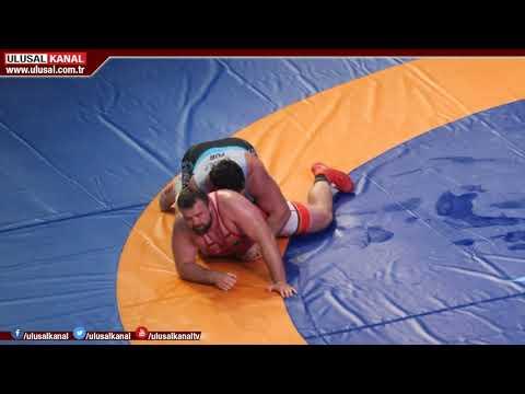 Rıza Kayaalp, Dünya Güreş Şampiyonası'nda finale yükseldi