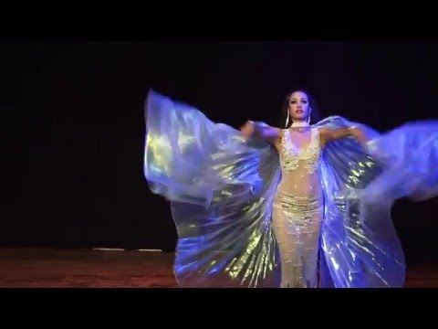DEMO: Stand up and Bellydance! Vol. 2 by Paula. Santo Domingo, Dominican Republic