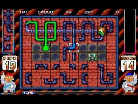 Pipe Dream Arcade Game
