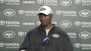 WATCH: Todd Bowles reacts to Christian Hackenberg trade