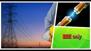 CIRCUIT ELEMENTS || ELECTRICAL ENGINEERING || COMBINED ENGINEERING SERVICES 1